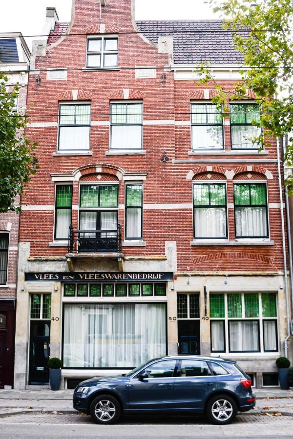 Отель  Отель  De Jonker Urban Studios & Suites