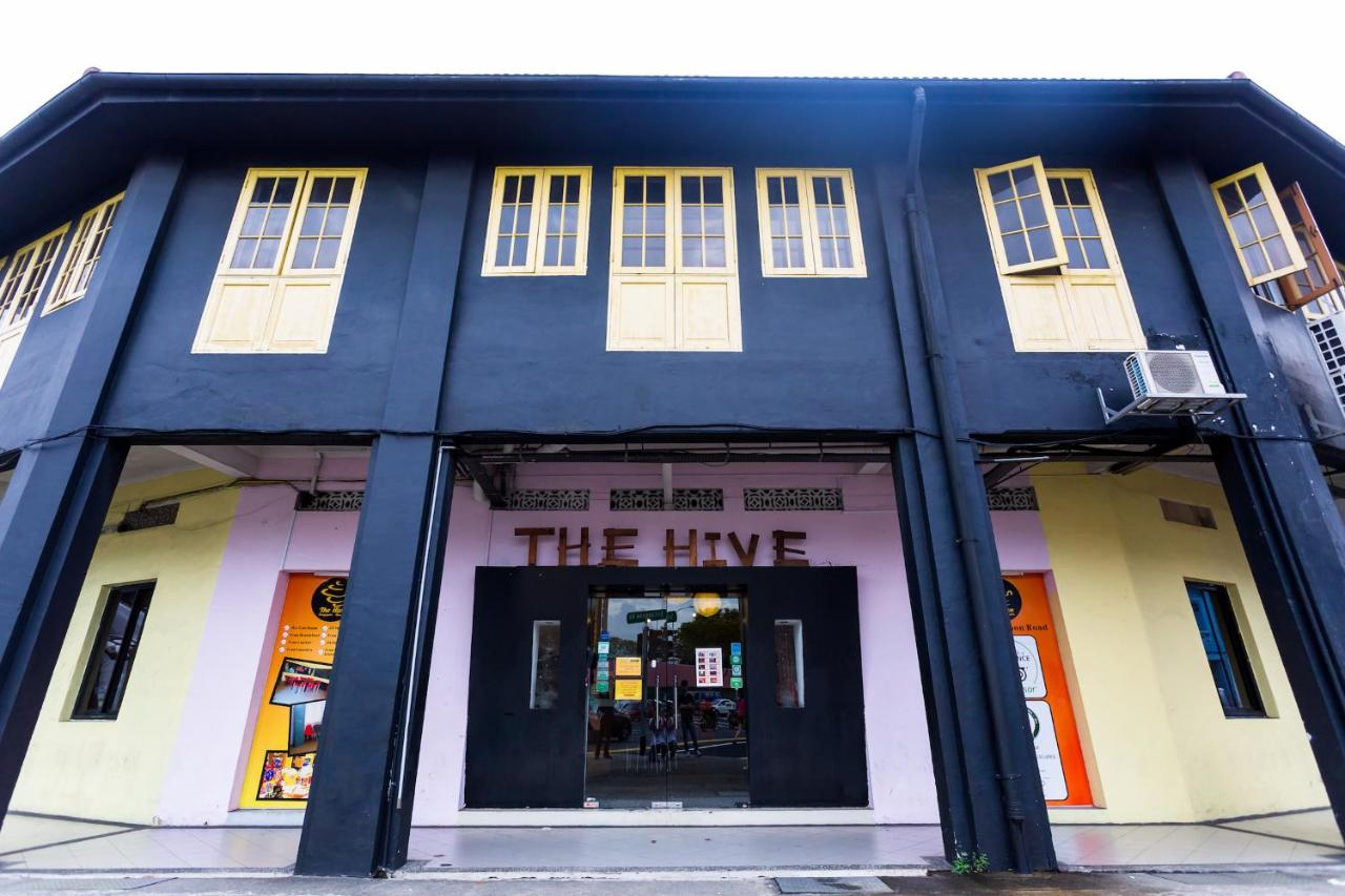 Хостел  The Hive Singapore Hostel