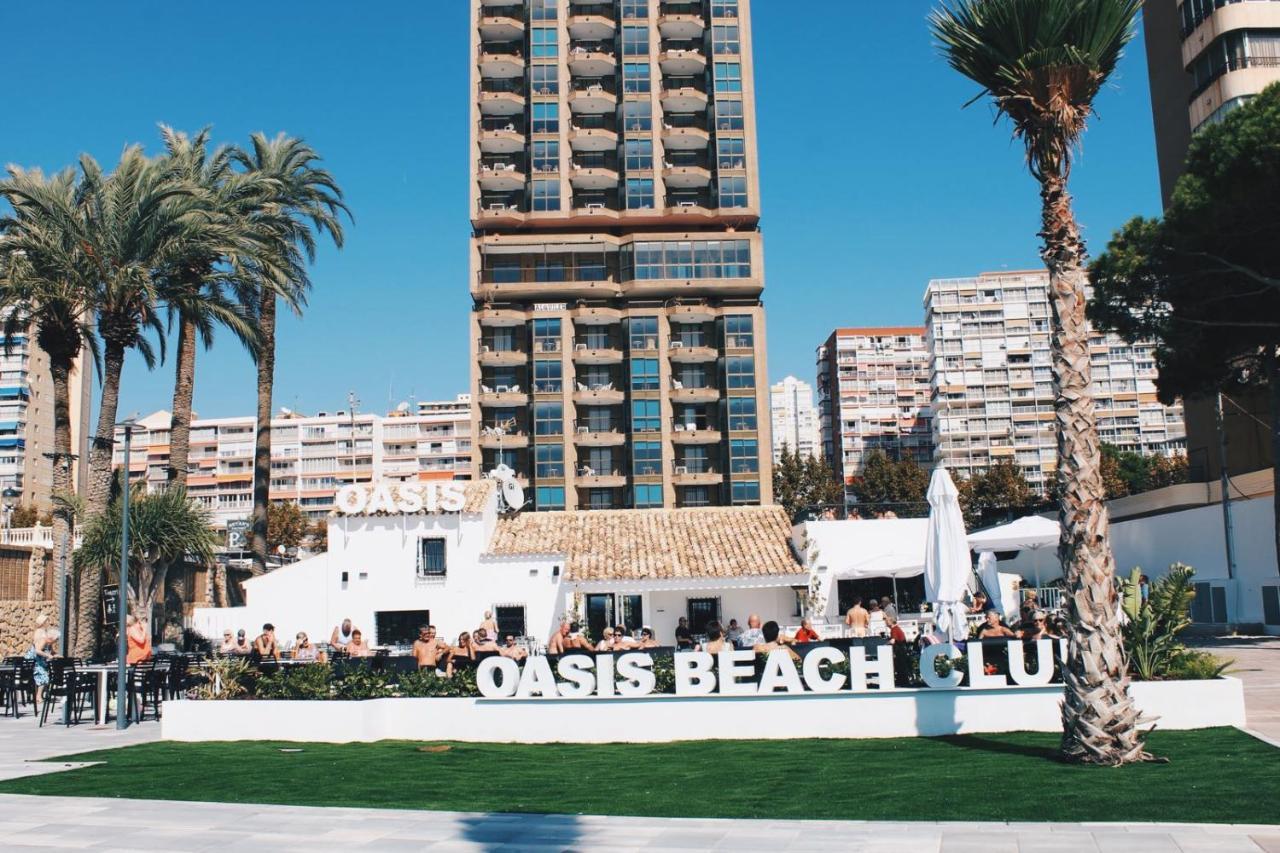Апартаменты/квартиры  Apartamentos Oasis Benidorm