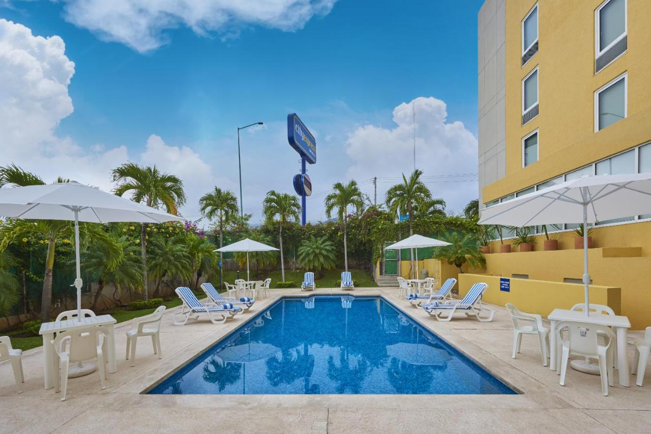 Отель  City Express Tuxtla Gutiérrez  - отзывы Booking