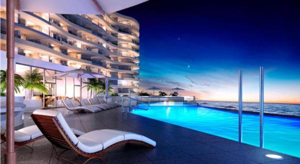 Апартаменты/квартира  Departamento Playa Huantajaya 2040