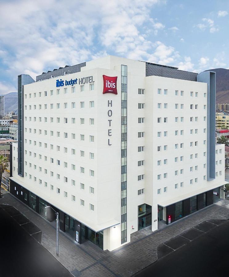 Отель Отель Ibis Iquique