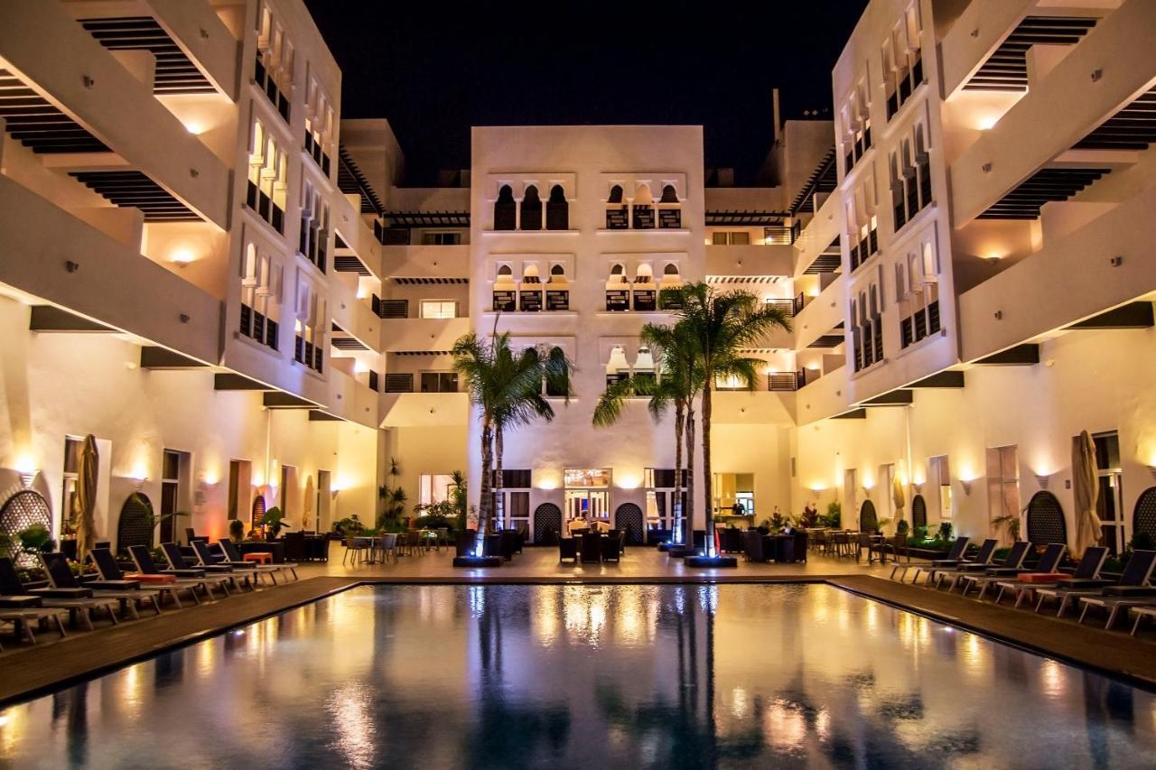 Отель  Hotel Andalucia Golf Tanger  - отзывы Booking