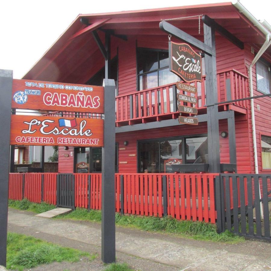 Лодж  Cabanas Y Restaurant L'ESCALE