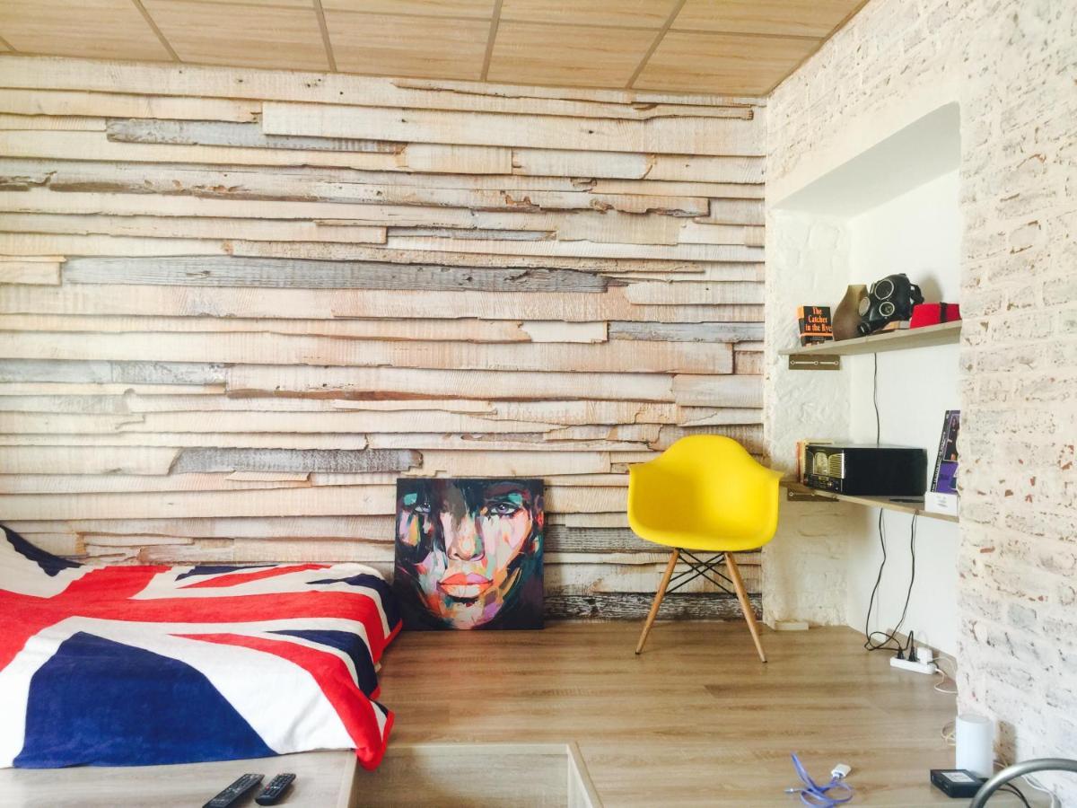 Апартаменты/квартира  Red Studio