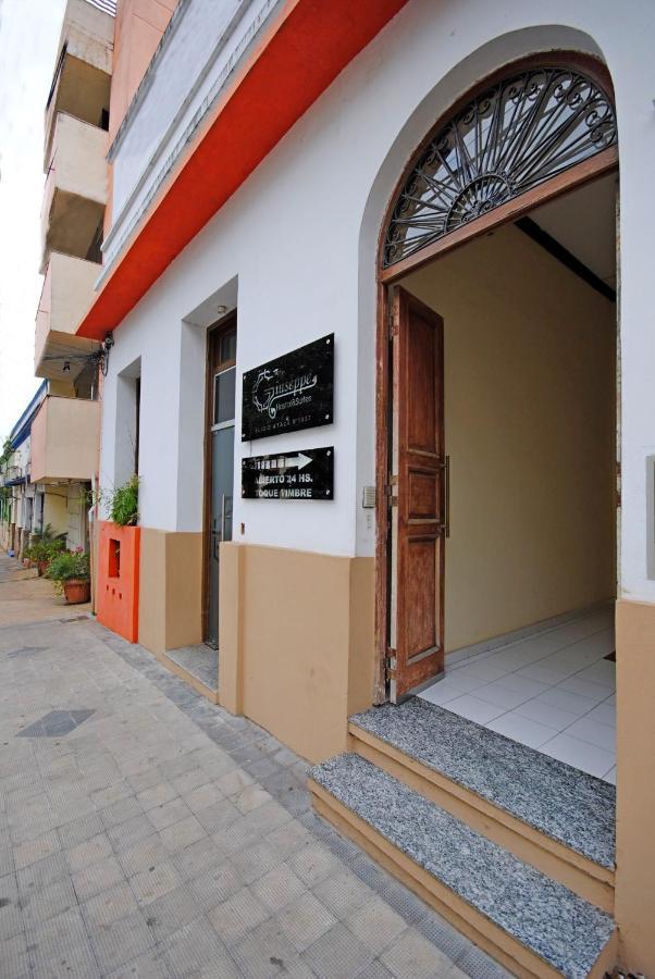 Хостел  Хостел  Giuseppe Hostal & Suites