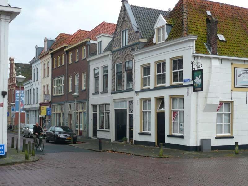 Отель типа «постель и завтрак» De Zilveren Karper