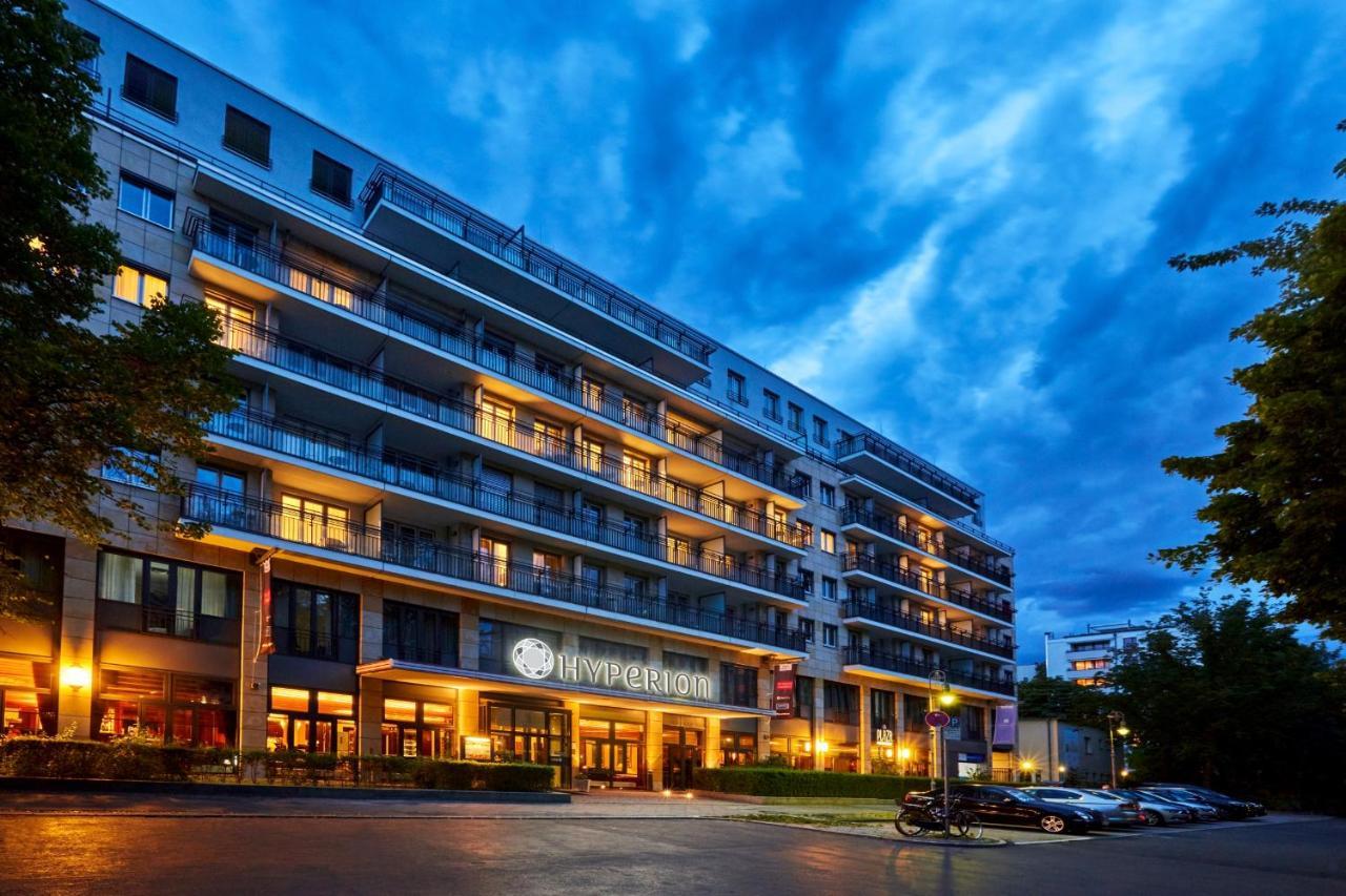 Отель  Отель  Hyperion Hotel Berlin