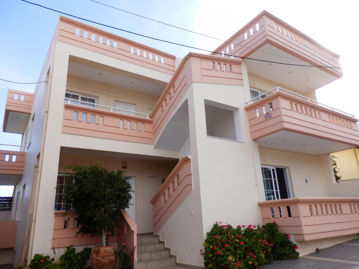 Апартаменты/квартиры  Babis Apartments  - отзывы Booking