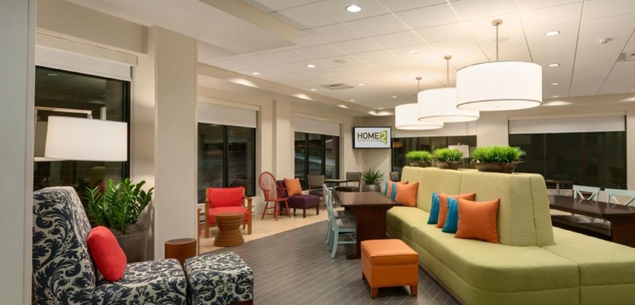 Отель  Отель  Home2 Suites Green Bay