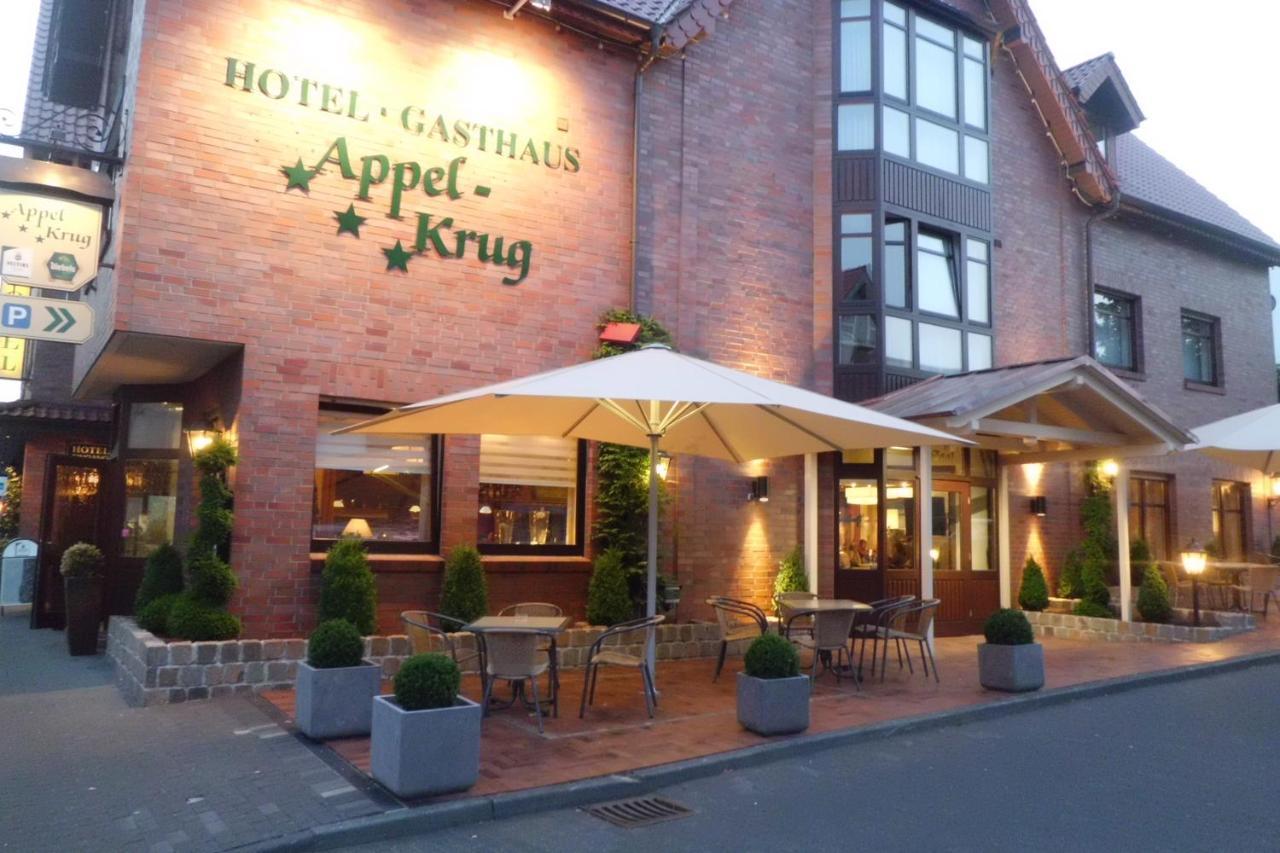 Отель Hotel Gasthaus Appel Krug - отзывы Booking