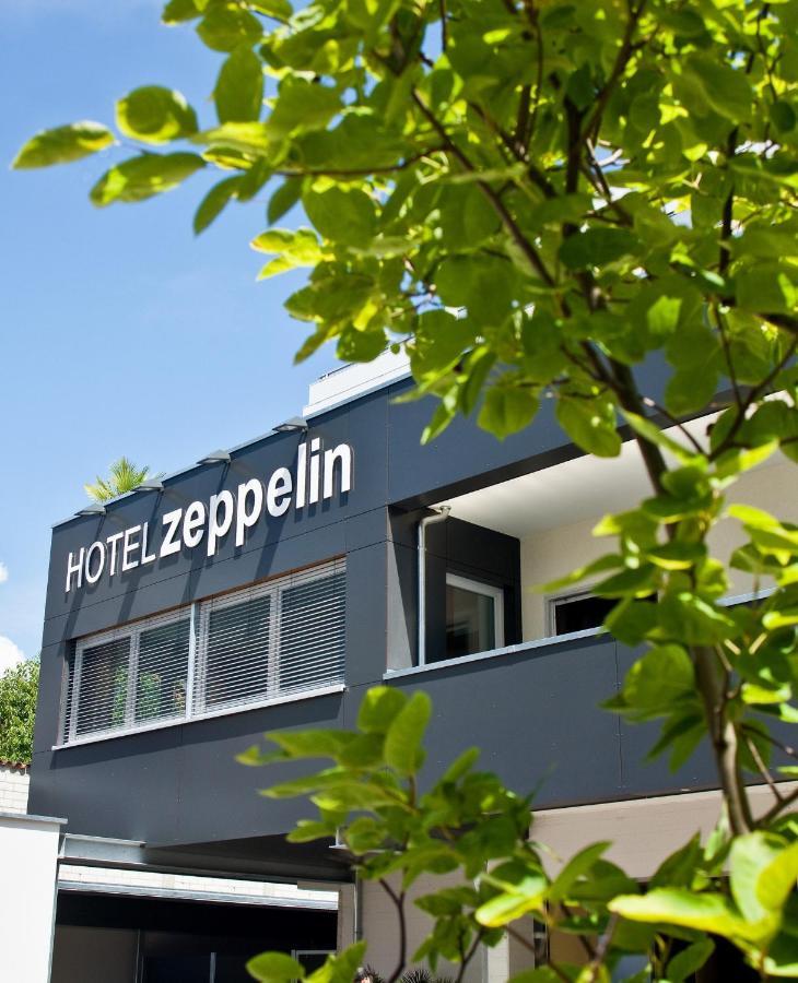 Отель  Отель  Hotel Zeppelin®