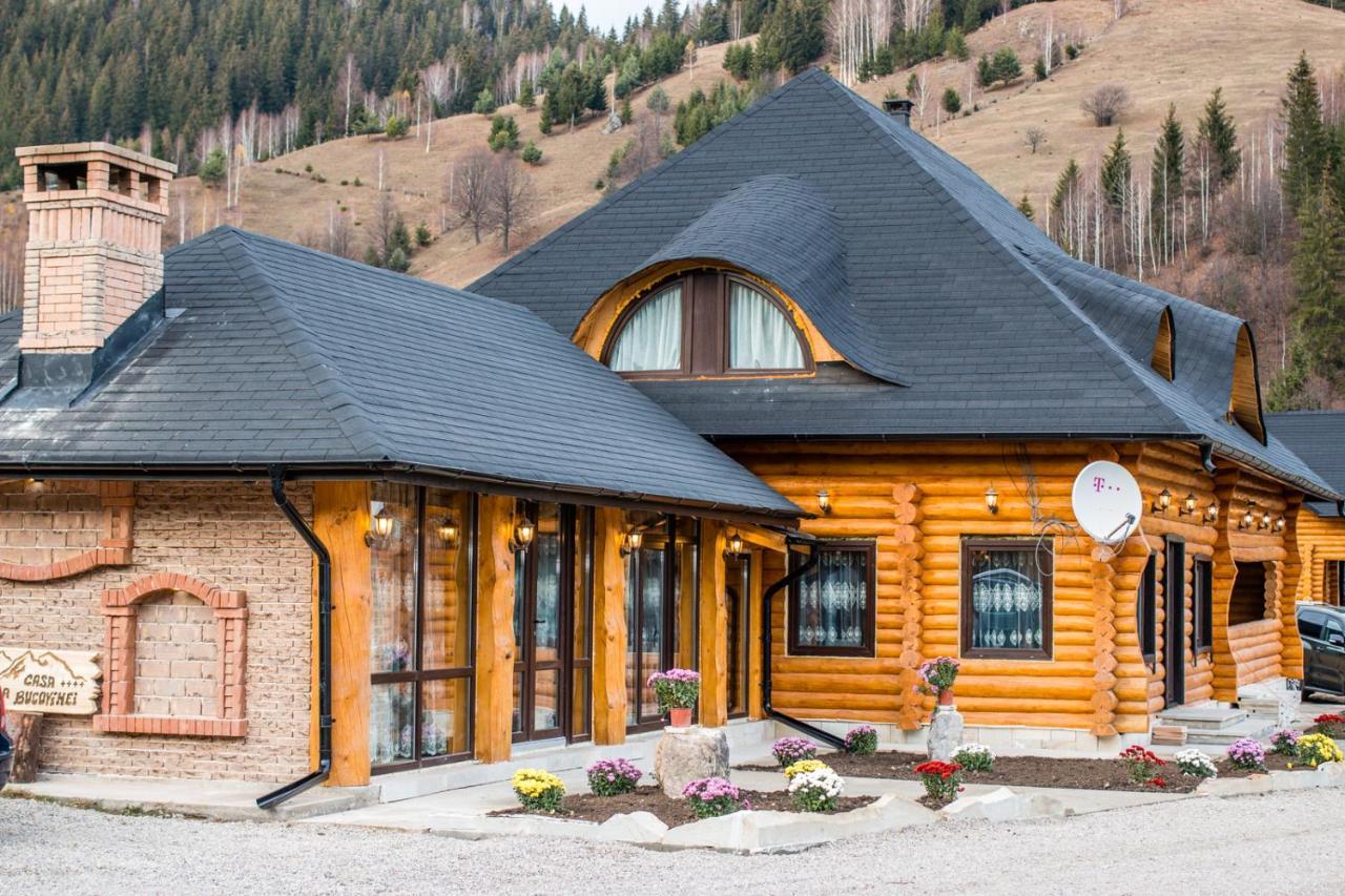 Гостевой дом Casa Obcina Bucovinei - отзывы Booking