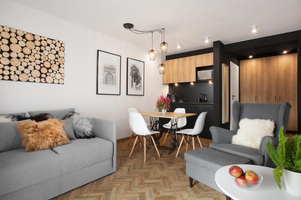 Апартаменты/квартиры  Miód Malvina Apartamenty