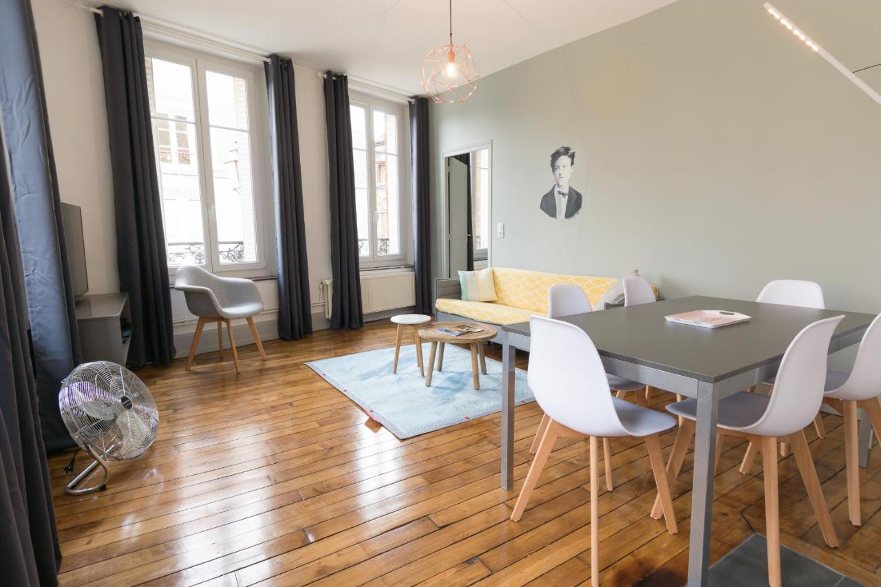 Апартаменты/квартира  Suite Rimbaud