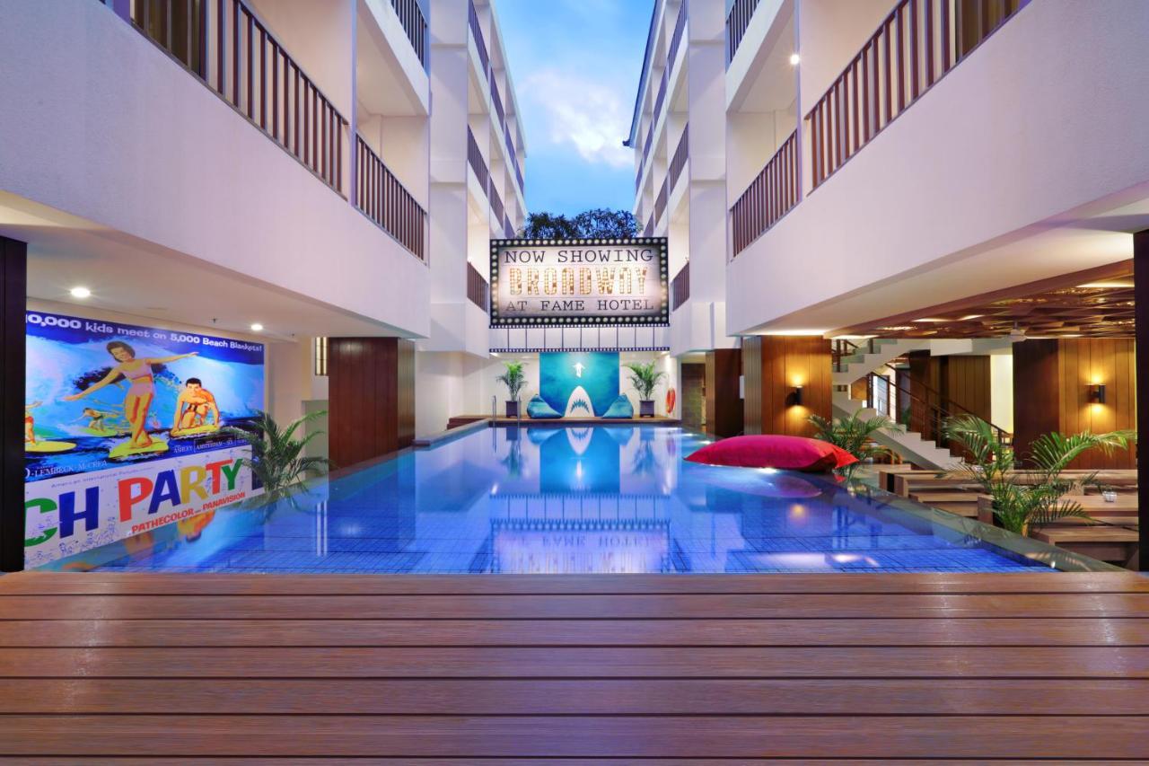 Fame Hotel Sunset Road Kuta Indonesia Booking Com