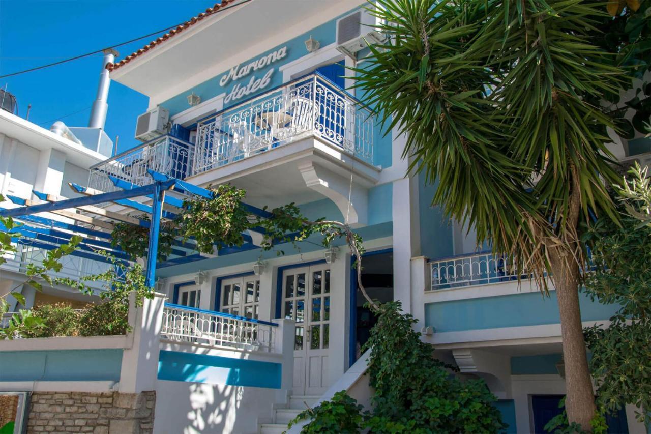 Отель  Hotel Mariona  - отзывы Booking