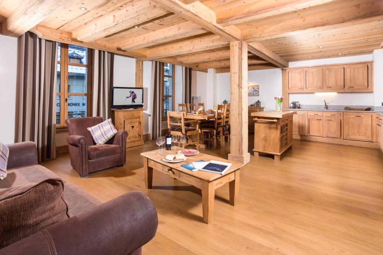 Апартаменты/квартира  Le Kursaal Apartment - Chamonix All Year  - отзывы Booking