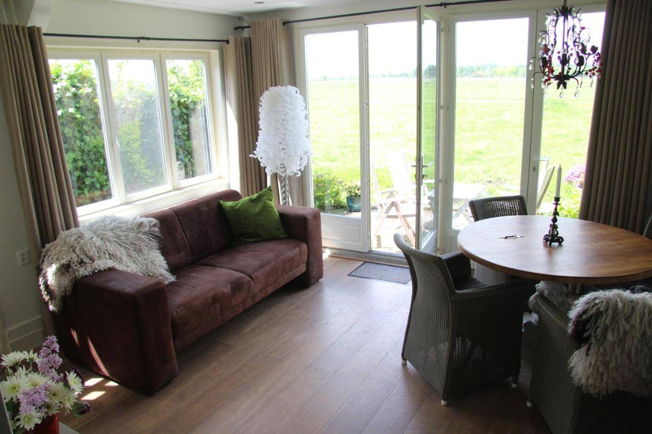 Отель типа «постель и завтрак» Holiday Home Landelijk Amsterdam