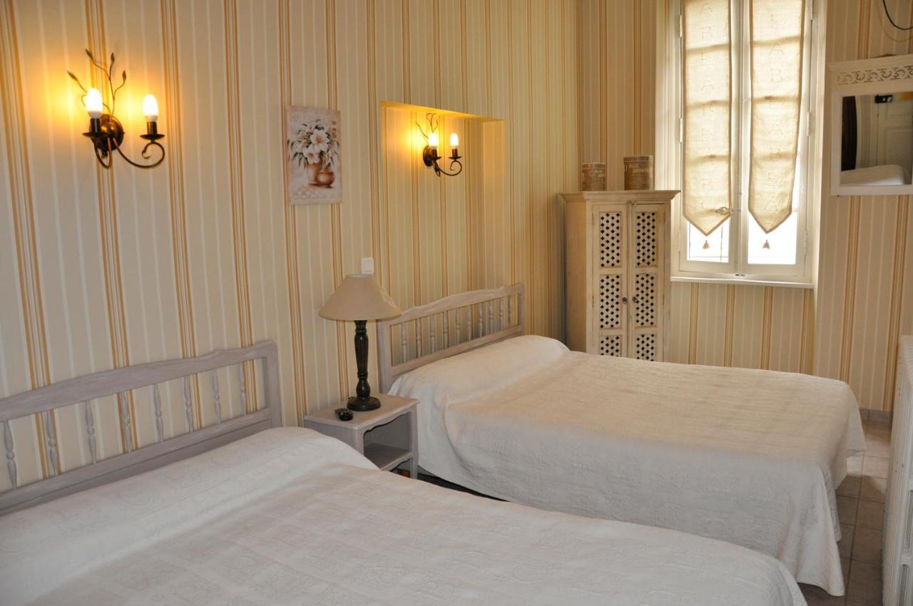 Отель  les deux acacias  - отзывы Booking