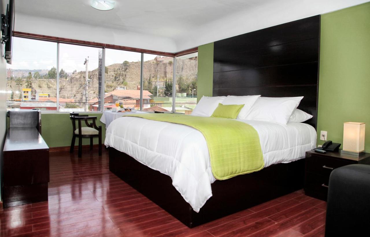 Отель Casa Hotel Achumani - отзывы Booking