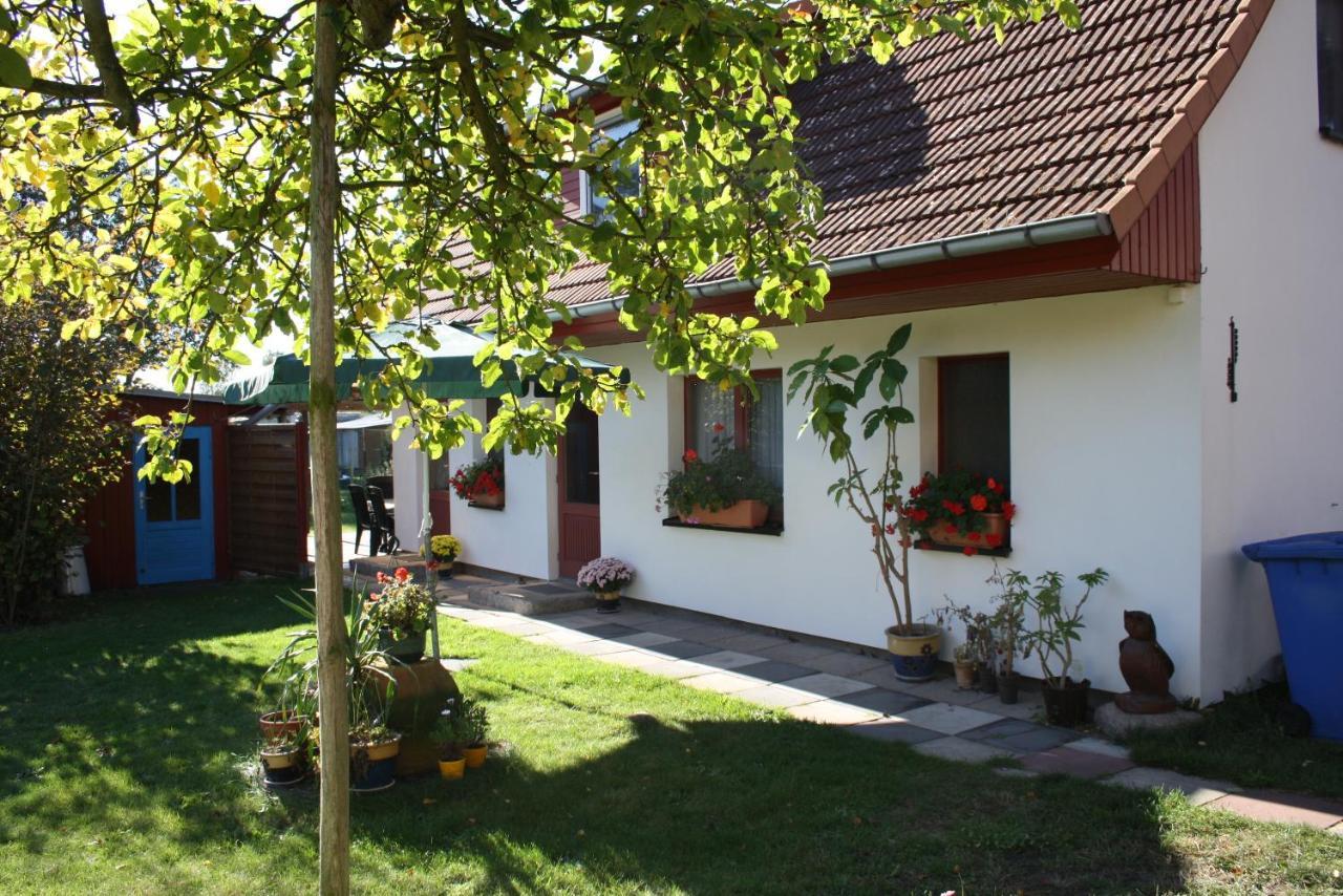 Дом для отпуска  Ferienwohnung Wiesenblick
