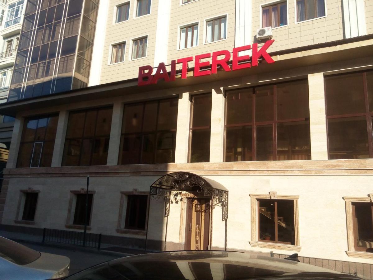 Отель  Отель Байтерек