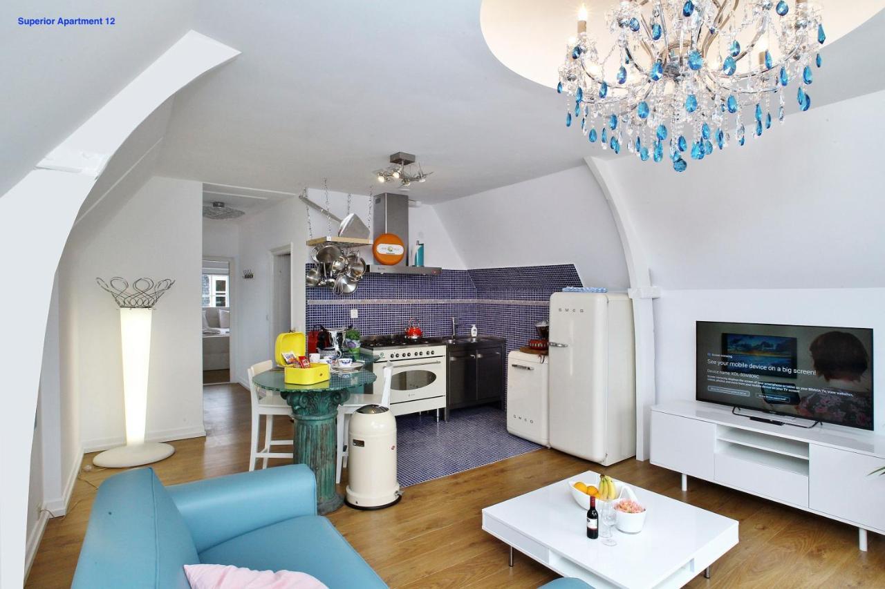 Апартаменты/квартира  Luxury Apartment Delft VI Royal View  - отзывы Booking