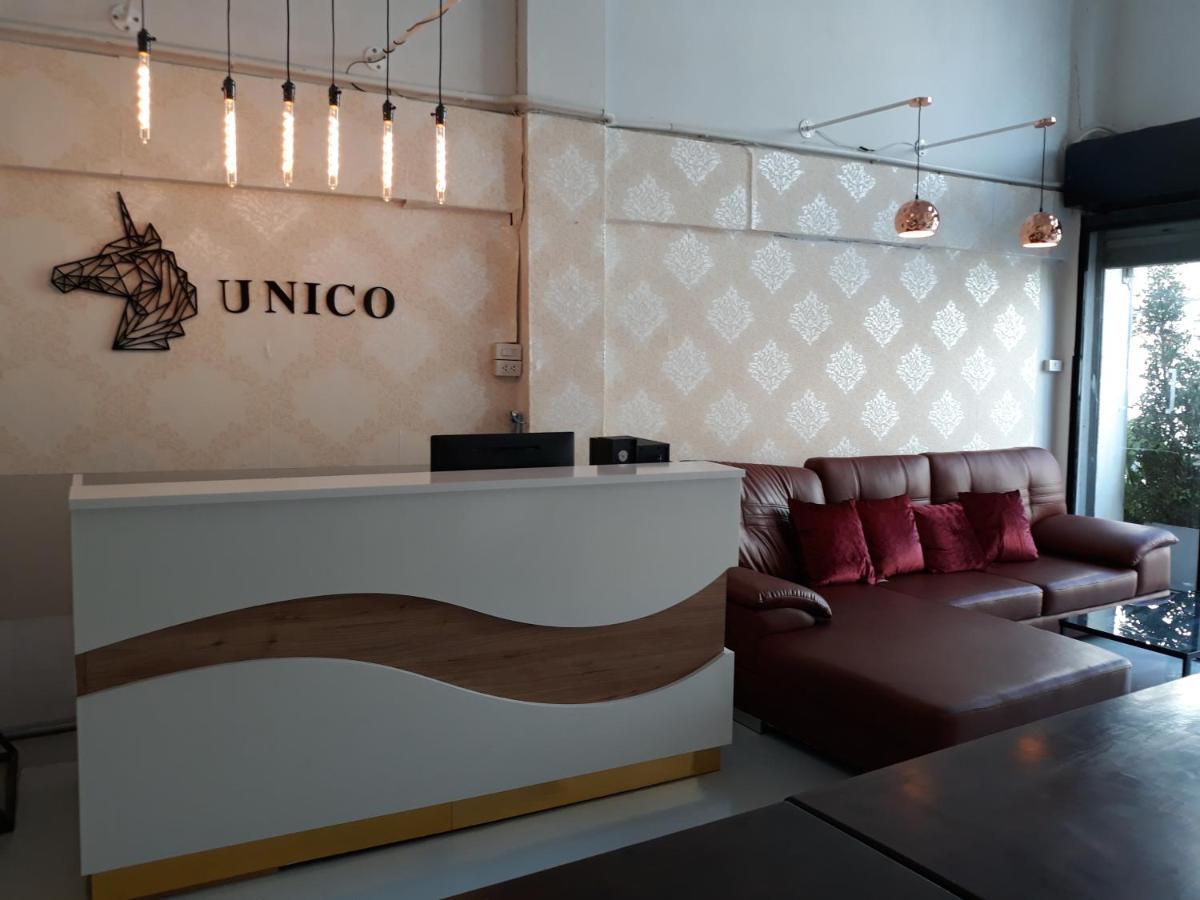 Хостел  Unico Hostel