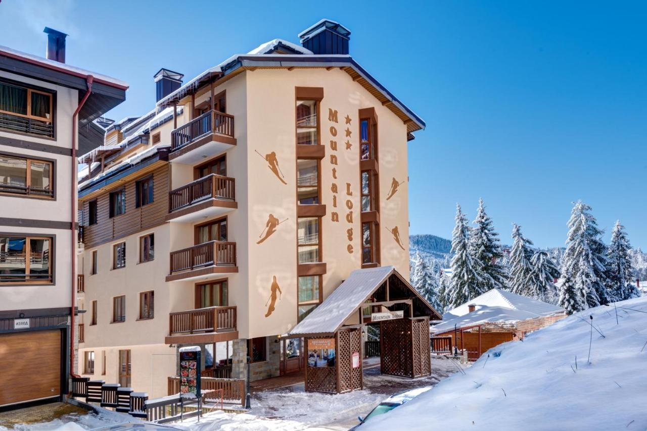 Апарт-отель  Mountain Lodge Apartments  - отзывы Booking