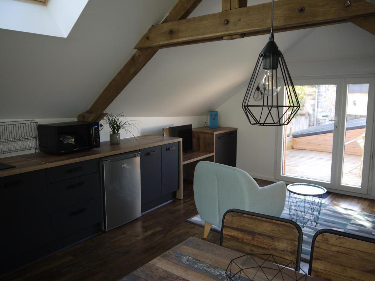 Апартаменты/квартира  Gîte Le Grenier