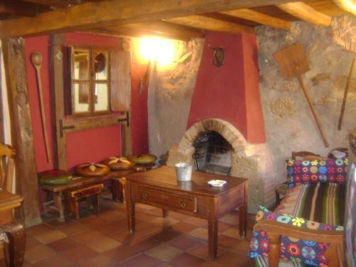 Загородный дом  Casa Rural Valle Del Corneja
