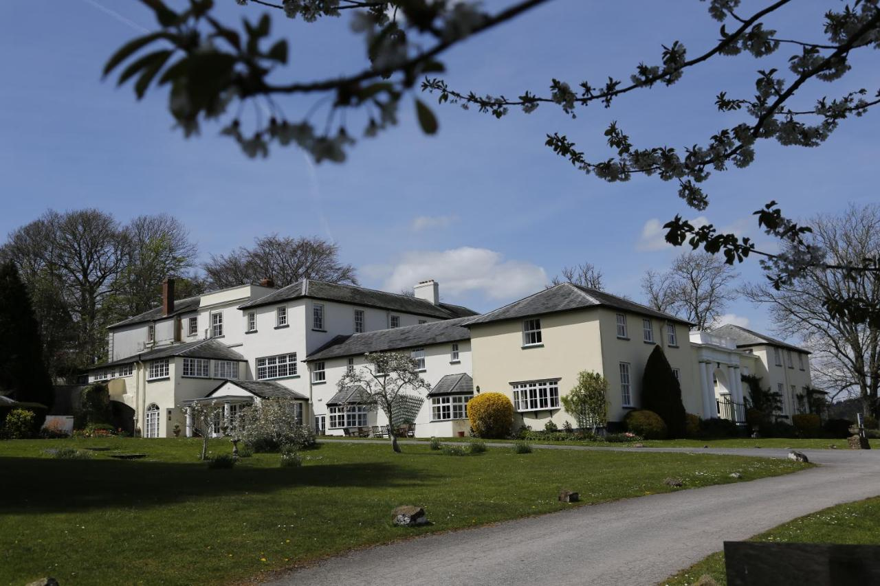 Отель  Best Western Lord Haldon Hotel