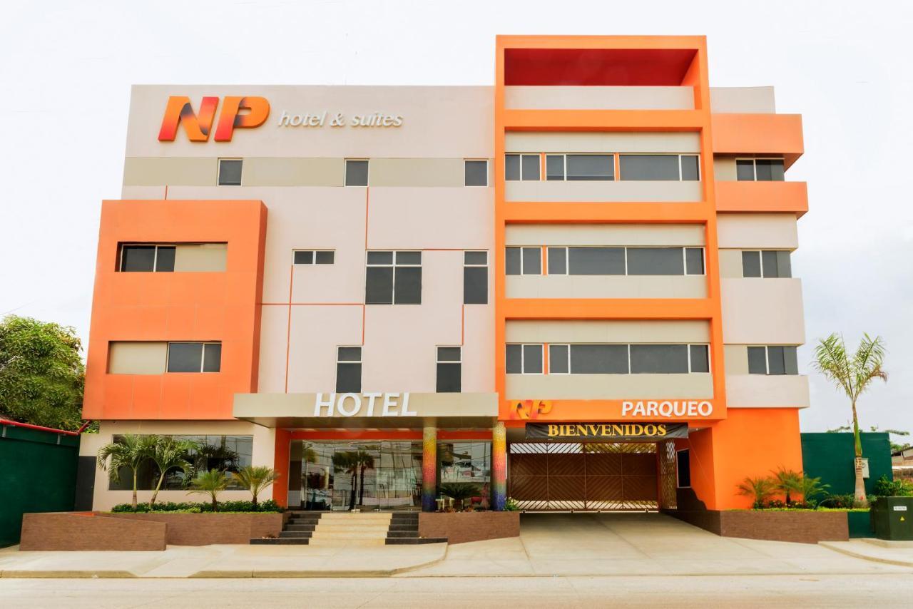 Отель  NP hotel y Suites  - отзывы Booking