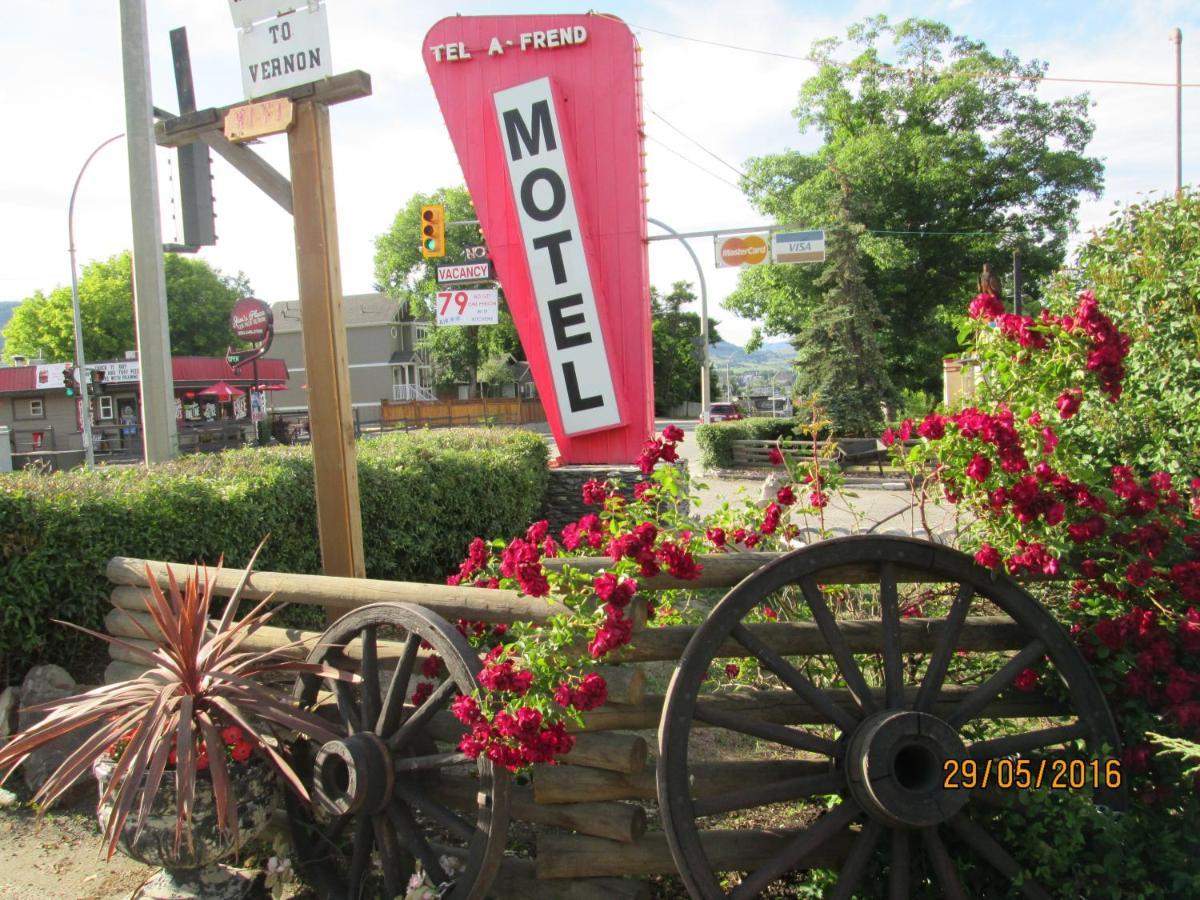 Фото Мотель Tel-A-Friend Motel