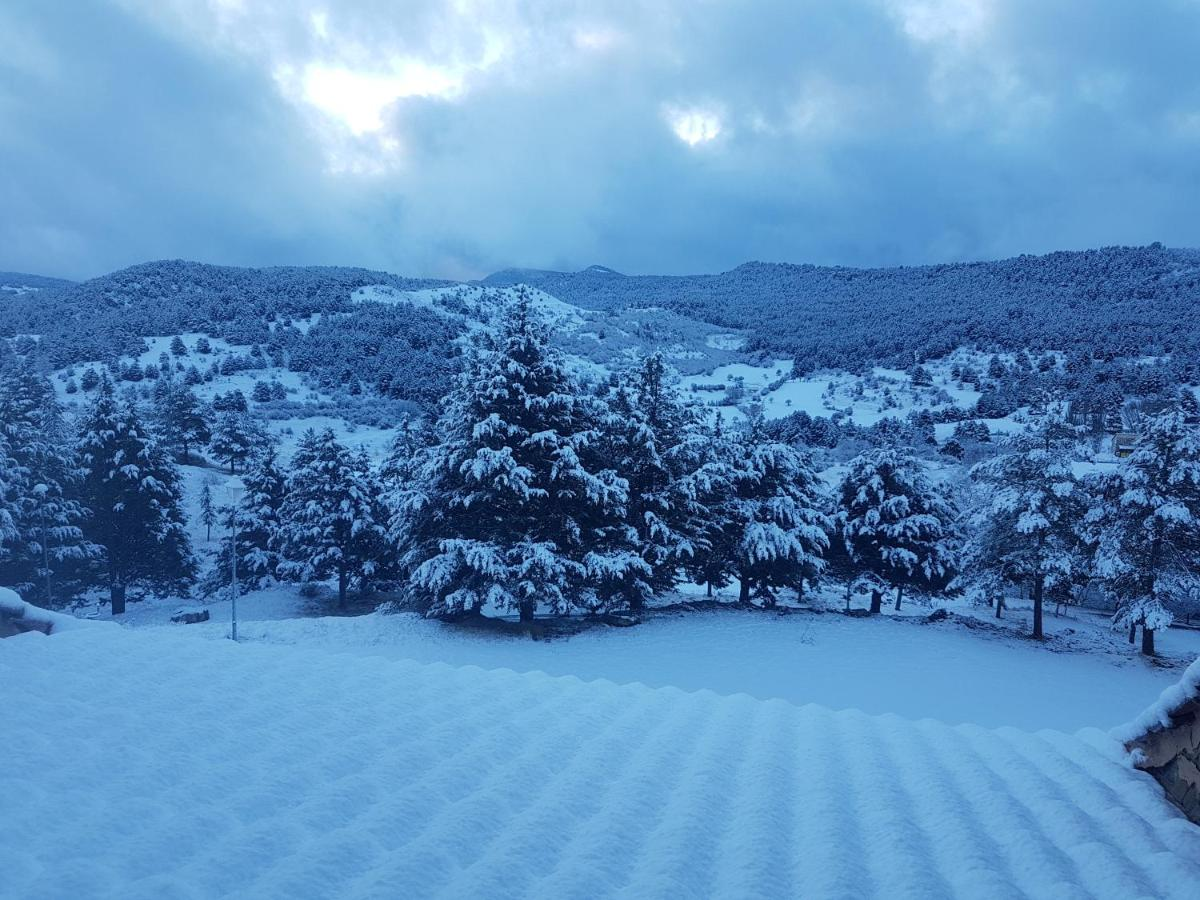 Загородный дом  Acogedora casa en la montaña  - отзывы Booking