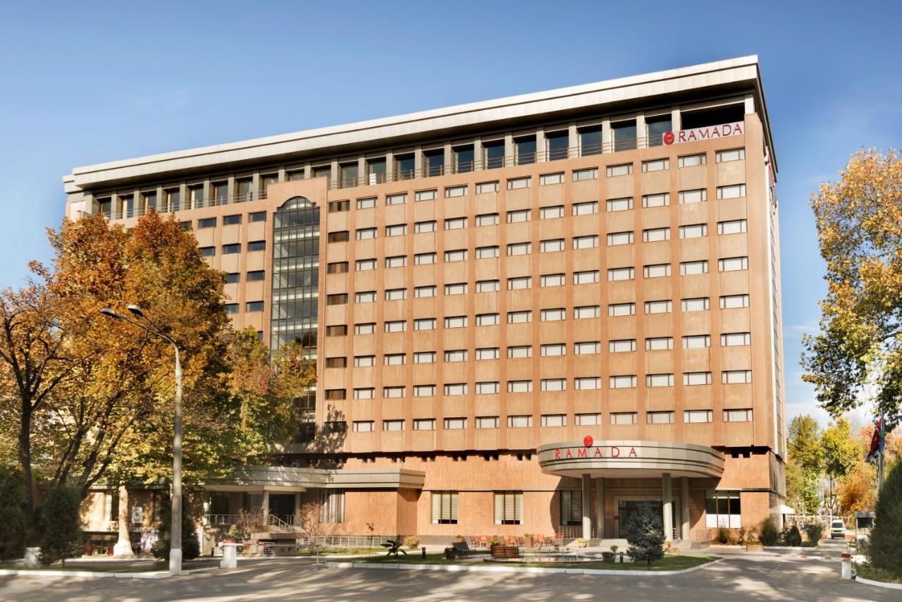 Отель Ramada by Wyndham Tashkent - отзывы Booking