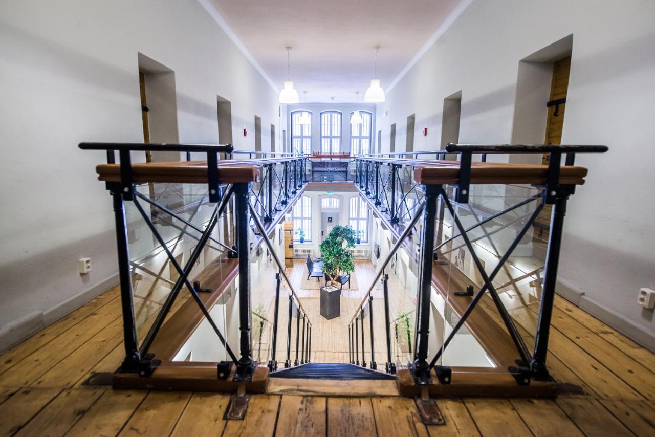 Отель  Hotell Gamla Fängelset  - отзывы Booking