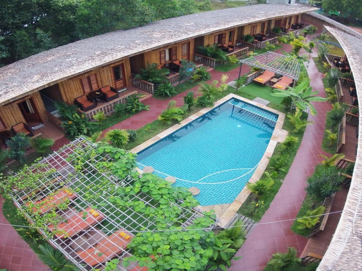 Отель Sok Sabay Resort