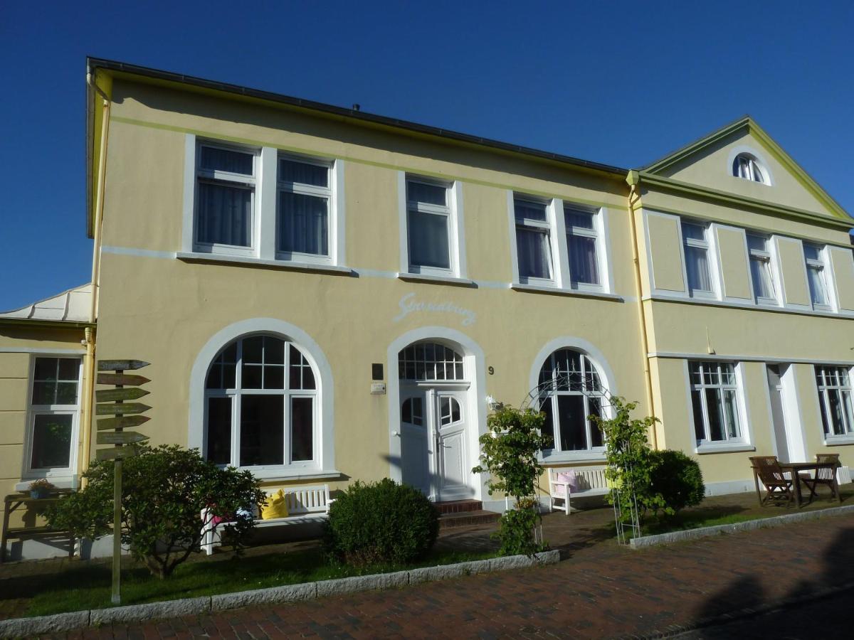 Гостевой дом Haus Strandburg - отзывы Booking