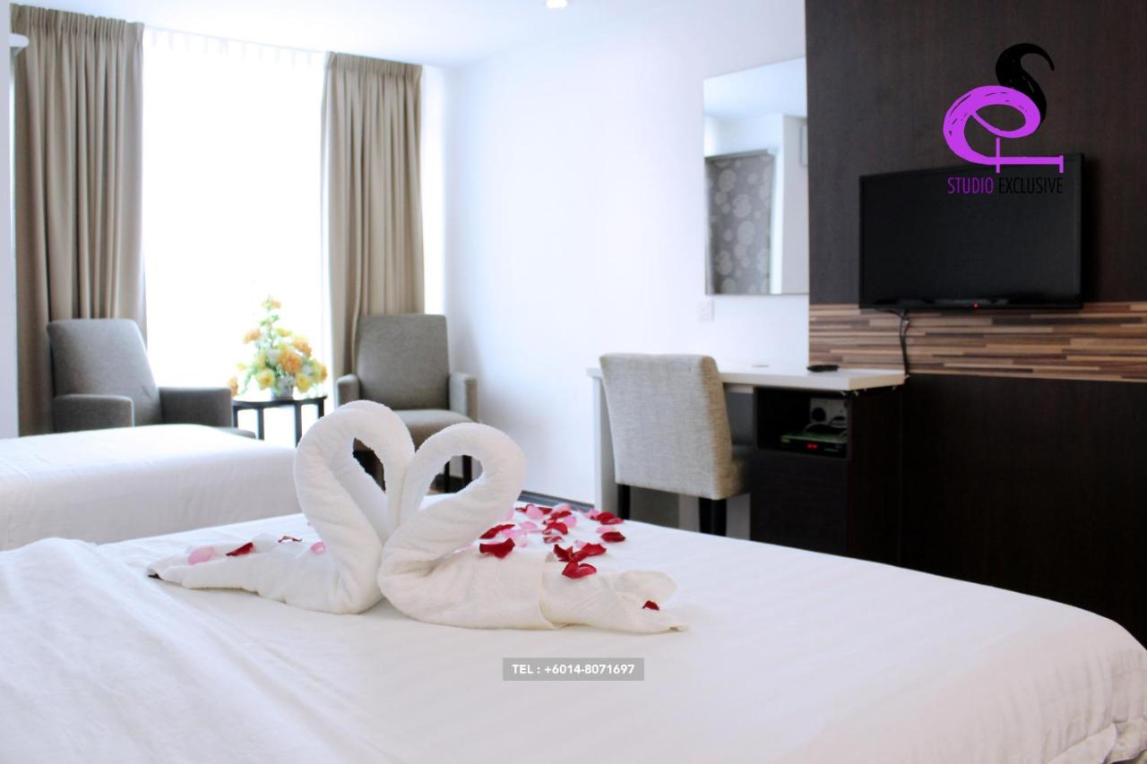 Гостевой дом  Studio Exclusive (Kota Bharu City Point)  - отзывы Booking