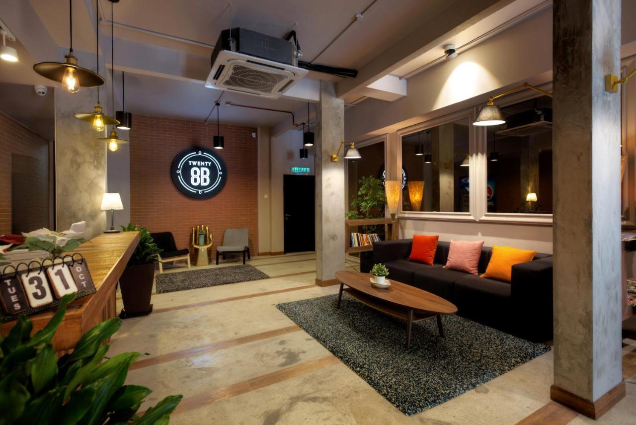 Отель  Hotel Twenty 8B