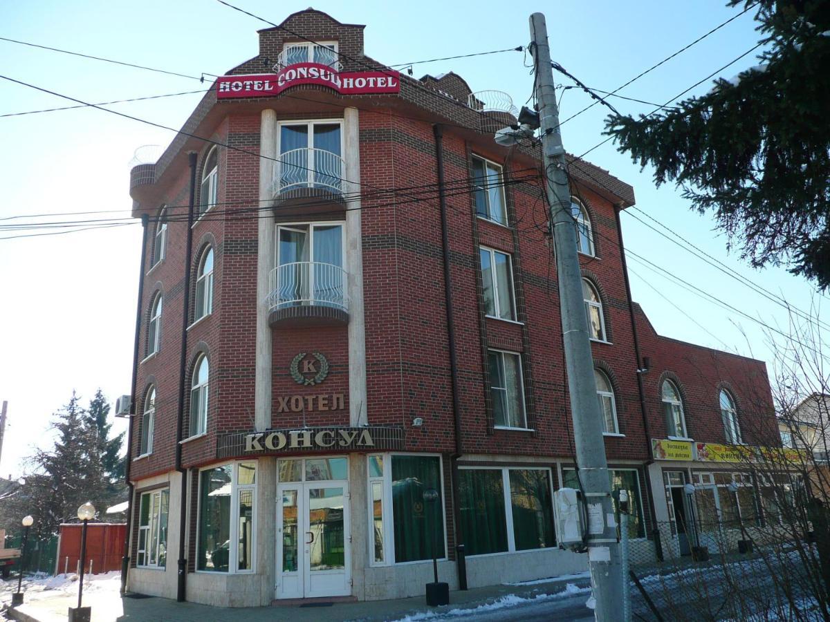 Отель  Hotel Consul  - отзывы Booking
