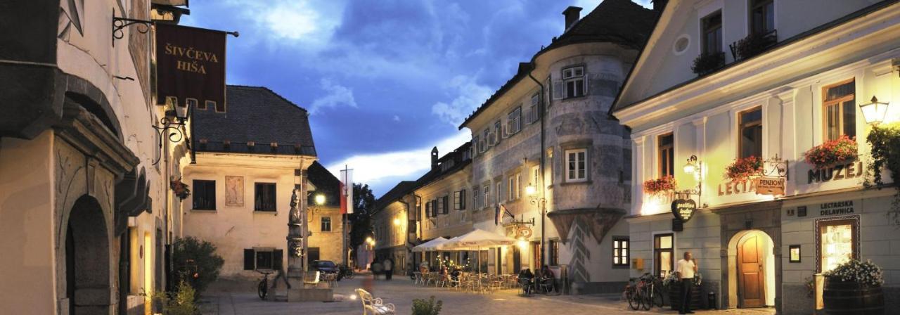 Апартаменты/квартира  Old Town Wall Radovljica - Appartment