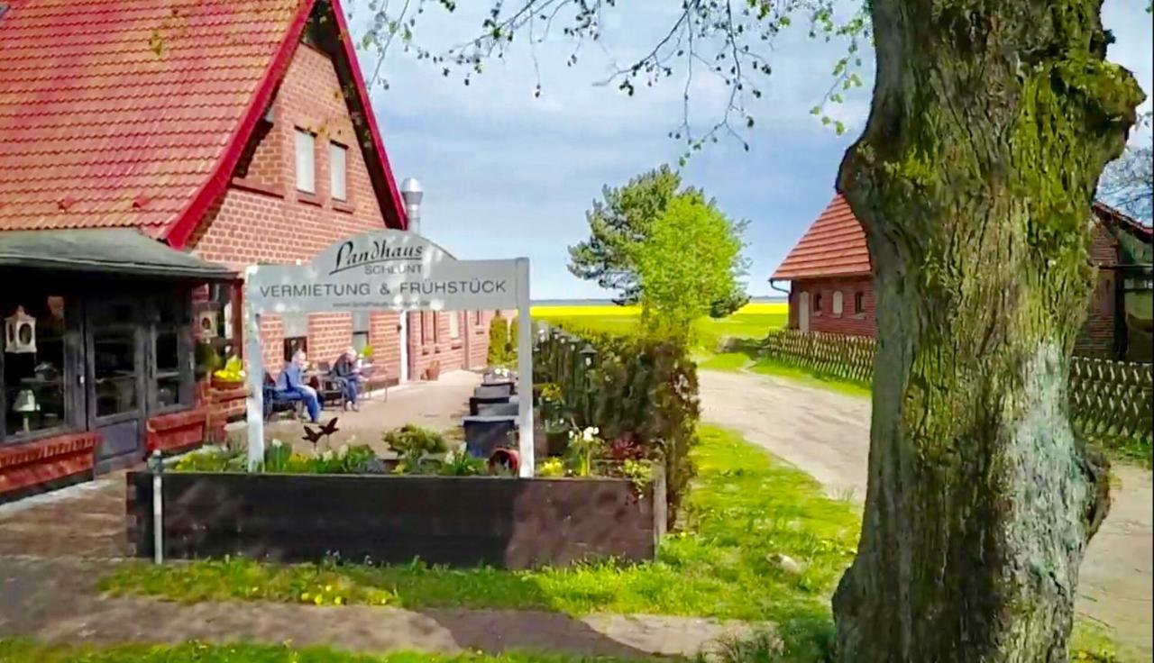 Гостевой дом  Landhaus Schlunt
