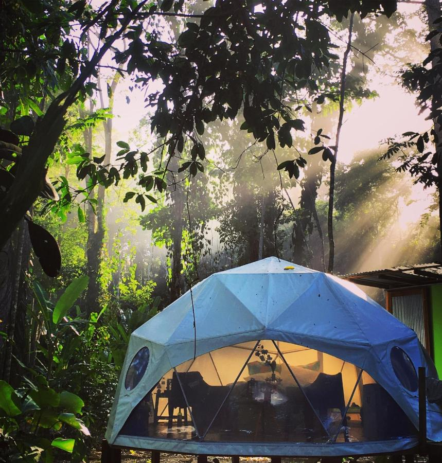 Отель типа «постель и завтрак»  Faith Glamping Dome Costa Rica  - отзывы Booking