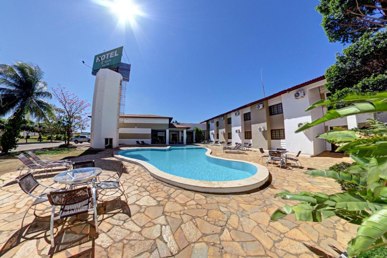 Отель Hotel Solar Rio De Pedras