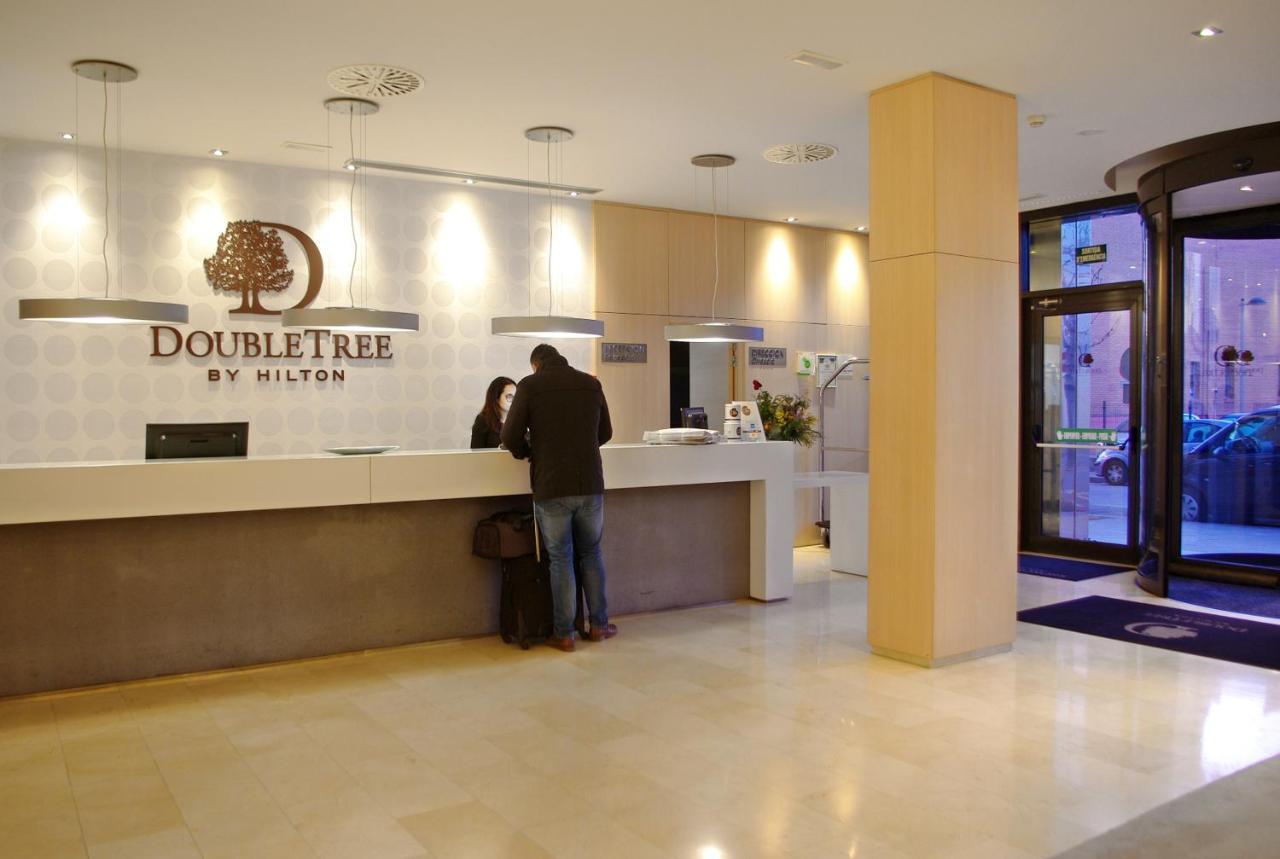 Отель  Отель  DoubleTree By Hilton Girona