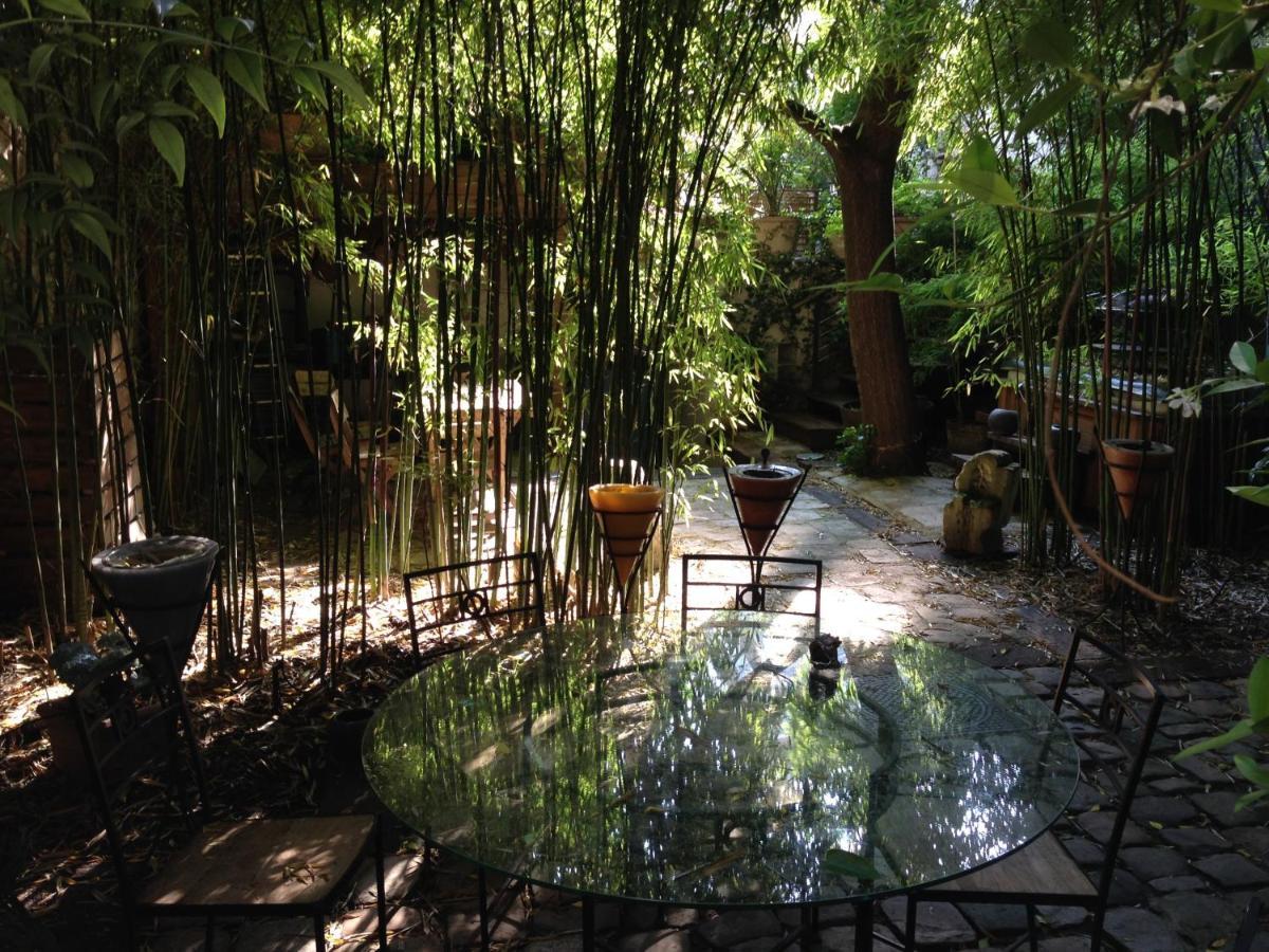 Отель типа «постель и завтрак»  Отель типа «постель и завтрак»  B&B Terrasse Et Jardin