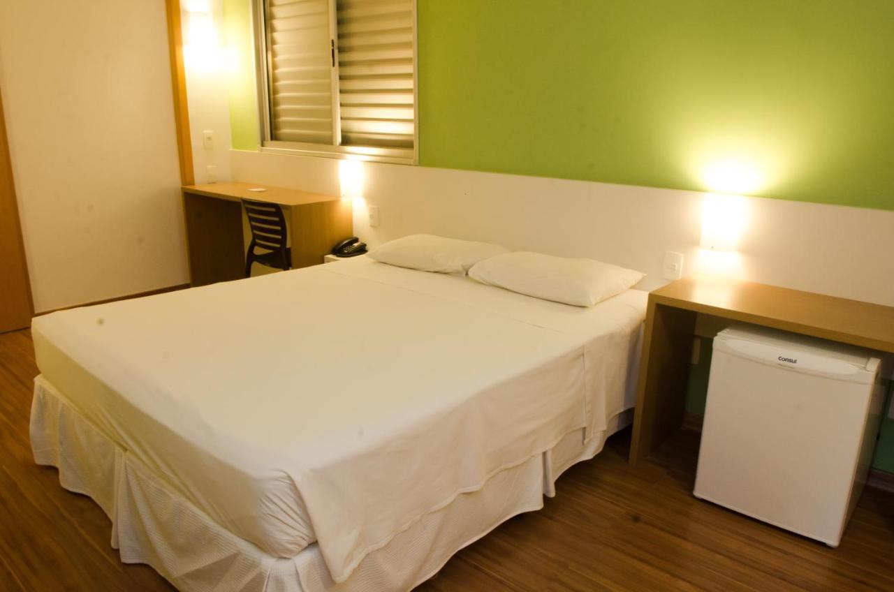 Отель  Отель  Stop Inn Antonio Carlos